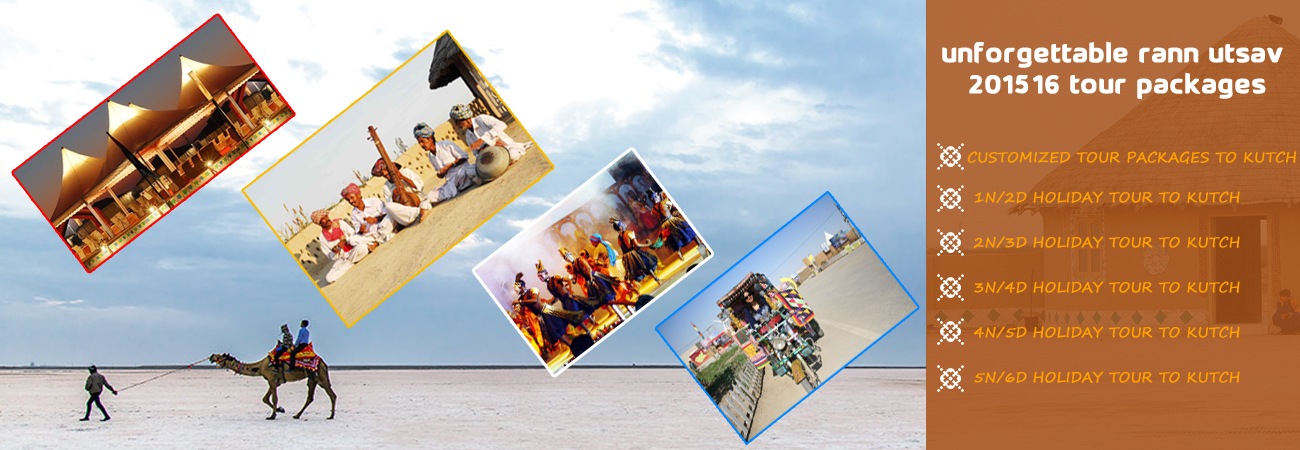 Kutch Rann Utsav 2015-2016 Booking and Packages