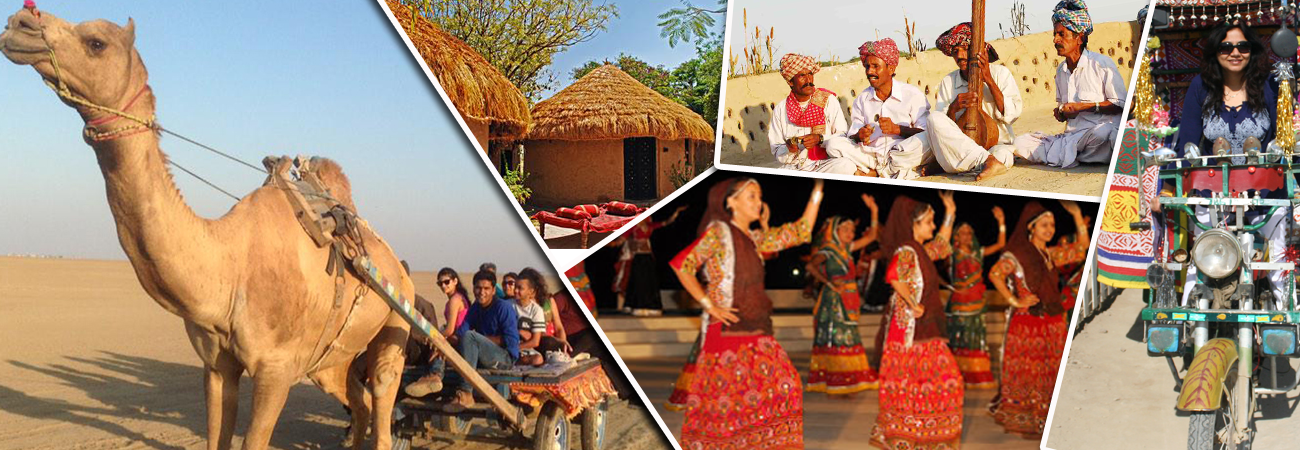 Must Do Activities in Rann Utsav 2015-16