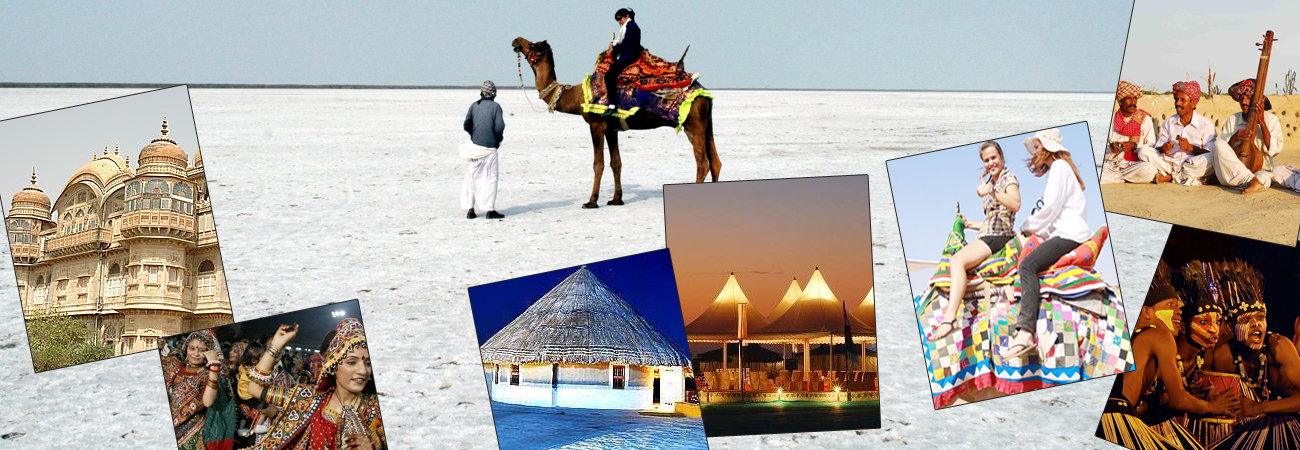 Tour Packages Guide to Kutch Rann Utsav