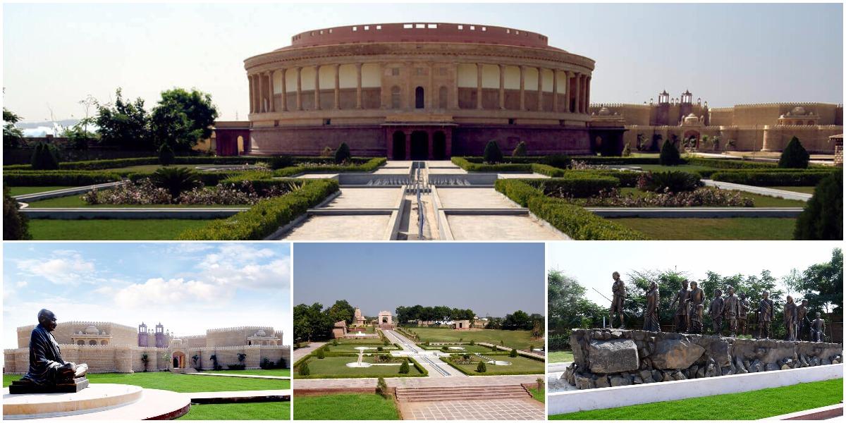 Vande Mataram Memorial Kutch, Bhuj, Gujarat