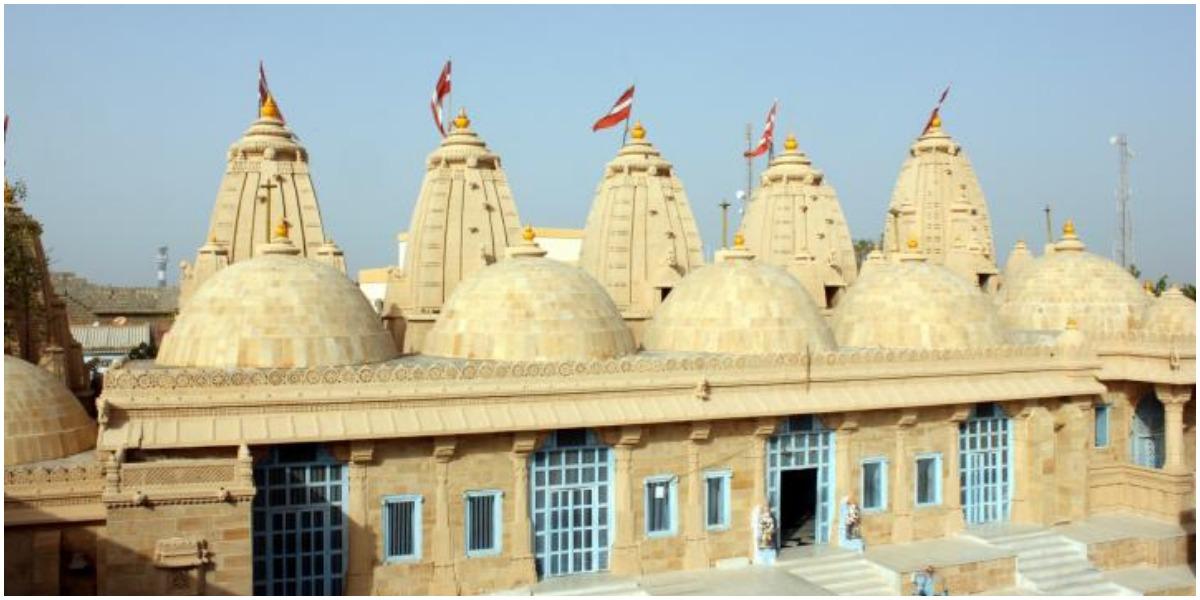 narayan sarovar temple
