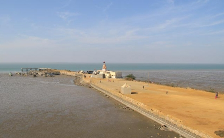 Koteshwar- Lord Shiv Temple & Sea