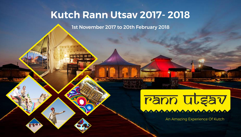 Rann Utsav 2017 2018 Kutch Rann Utsav Customized Packages