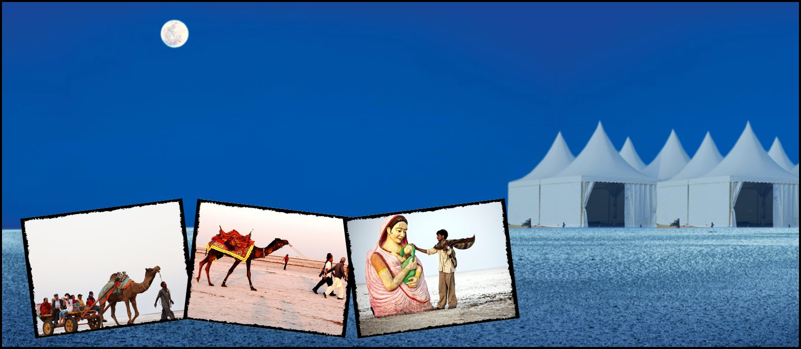 5N/6D Kutch Tour Packages